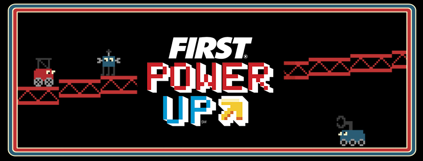 2018 FIRST POWER UP Cover